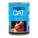 Hrana umeda pentru pisici, Maracat, cu carne de peste 410 g