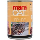 Hrana Maracat pt pisici carne vanat 410g