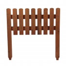 Gardut lemn, pentru gradina, 100 x 50 cm