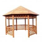 Pavilion octogonal Daf