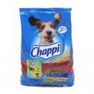 Hrana uscata pentru caini Chappi adult, carne de vita si pasare, 3kg