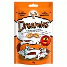 Recompense pentru pisici, Dreamies, carne pui, 60 g