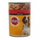 Hrana umeda pentru caini, Pedigree adult, carne de vita, 400g