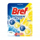 Odorizant wc baie Bref Power Aktiv Lemon, 50 g