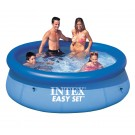 Piscina Easy Set Clearview INTEX 244x76cm 56970/28110