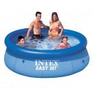 Piscina Easy Set Clearview INTEX 244x76cm 56970/28110