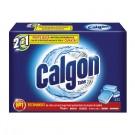 Tablete anticalcar Calgon 2 in 1 pentru masina de spalat, 24 tablete / cutie
