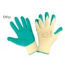 Manusi antiintepatura latex natural marimea 8 Gantex Com EM32