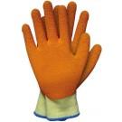 Manusi de protectie Marvel Recodrag, din latex + tricot, marimea XL