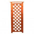 Panou gard din lemn, pentru gradina, 50 x 160 cm