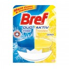 Odorizant wc baie Bref Duo-Aktiv Lemon, 60 ml