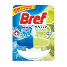 Odorizant wc baie Bref Duo-Aktiv Lime & Mint, 60 ml