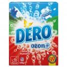 Detergent rufe, manual, Dero Ozon+ Roua Muntelui, 400 g