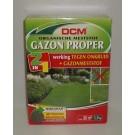 Ingrasamant gazon DCM, granule, cu erbicid, 1.5 kg