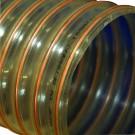 Furtun pentru absorbtie, cu spira metalica, D 203 mm