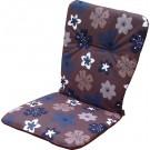 Perna pentru scaun, acril, 90 x 44 x 3 cm