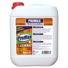 Solutie pentru lemn si parchet Promax Clasic, parfum floral, 5 l