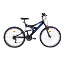"""Bicicleta MTB DHS Venture, suspensie totala, 26"""" x 36 H"""