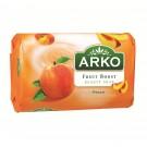 Sapun Arko Fruit Boost Peach, Strawberry, Grapefruit 90 g