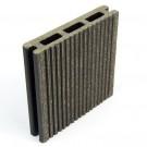 Pardoseala WPC D100X20G, exterior, gri, 100 x 20 x 4000 mm