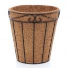 Cos pentru plante cocos 30x30 cm 1326