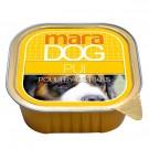 Hrana umeda pentru caini, Maradog pate, carne de pui, 300g