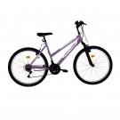 """Bicicleta MTB dama, suspensie furca, 26"""" x 36 H"""