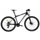 Bicicleta MTB DHS 27 AL cu disc hidraulic