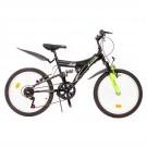 Bicicleta MTB Rich R2048A, suspensie totala