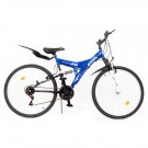 Bicicleta MTB Rich R2648A, suspensie totala