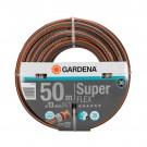 Furtun de gradina, pentru apa, Gardena SuperFlex Premium, 13 mm, rola 50 m