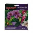 Ingrasamant pentru orhidee Strong Agrecol, lichid, 5 x 30 ml