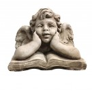 Statuie Ingeras ganditor 25x16x18 cm
