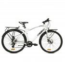 Bicicleta Pegas Hoinar2 8S alb perlat
