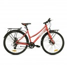 Bicicleta Pegas Hoinar2 8S roz mat