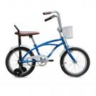 Bicicleta copii Pegas Mezin S1 albastra