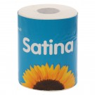 Prosoape de hartie Satina, 2 straturi, L 76 m, celuloza, albe