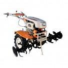 Motocultor diesel O-Mac 1350-S, cu pornire, 12 CP, 3 viteze + diferential + roti cauciuc