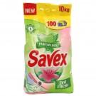 Detergent rufe, automat, Savex Parfum Lock 2 in 1 fresh, 10 kg