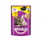 Hrana umeda pentru pisici, Whiskas Casserole, carne pui, 85 g