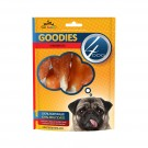 Hrana uscata pentru caini, 4 Dog goodies chicken leg, carne de pui, 100g
