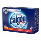 Tablete anticalcar Calgon automat 3 in 1 PowerBall pentru masina de spalat, 8 tablete