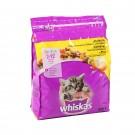 Hrana uscata pentru pisici, Whiskas junior, carne pui, 800 g