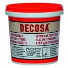 Adeziv pentru polistiren, interior, Decosa, alb, 1 kg