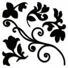 Decoratiune spuma arabesc 54504