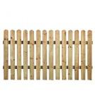 Gardulet lemn, pentru gradina, 100 x 180 cm