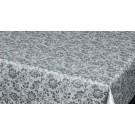 Fata de masa la rola Gfix Heritage Silver, pvc, gri, latime 140 cm
