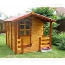 Casuta din lemn pentru gradina 2727 265 x 230 x 210 cm