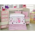 Lenjerie Creaforce Baby ursulet roz