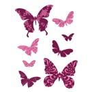 Sticker Friedola 2 buc butterfly 53007